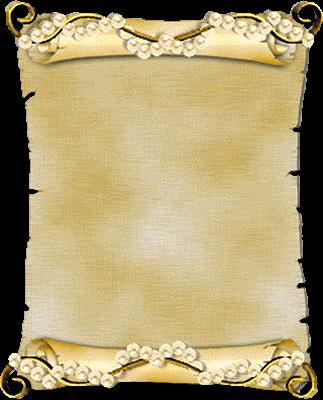 Papier à Lettre Parchemin A Imprimer